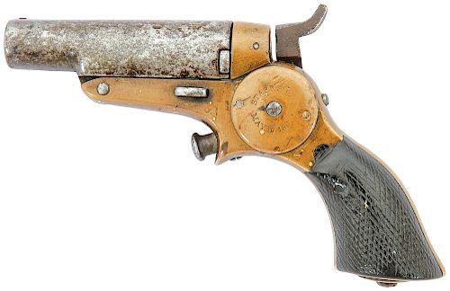 Starr Single Shot Deringer Pistol