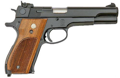 Smith and Wesson Model 52-2 Semi-Auto Pistol