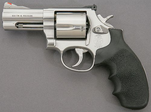 Smith and Wesson Model 696-1 Revolver
