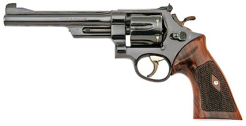 Smith and Wesson 38/44 Outdoorsman Hand Ejector Revolver