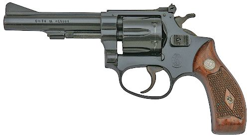 Smith and Wesson 22/32 Kit Gun Hand Ejector Revolver