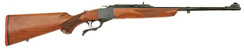 Ruger No.1 Light Sporter Falling Block Rifle