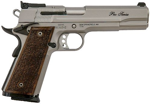 Smith and Wesson Performance Center SW1911 Pro Series