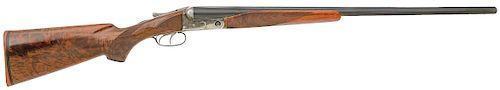 Early A. H. Fox Sterlingworth Boxlock Double Shotgun