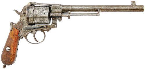 Montenegrin M1870 Gasser-Style Double Action Revolver