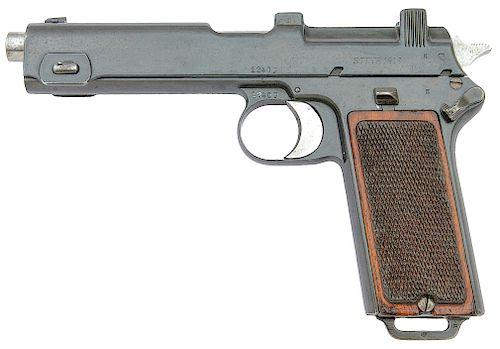 Steyr Model 1912 Semi-Auto Pistol