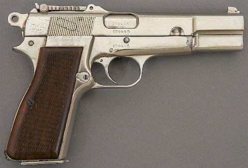 German P.640 (B) Semi-Auto Pistol by Fabrique Nationale