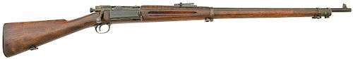 U.S. Model 1898 Krag Bolt Action Rifle by Springfield Armory