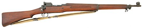 U.S. Model 1917 Bolt Action Rifle by Winchester