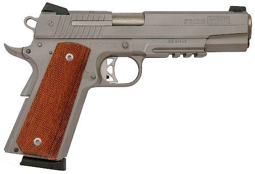 Sigarms Model 1911 GSR Semi-Auto Pistol