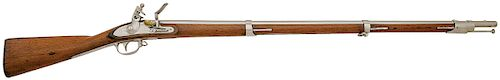 U.S. Model 1816 Flintlock Contract Musket by Wickham