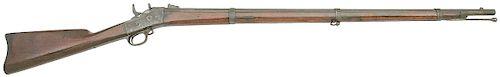Early Remington Rolling Block Rifle