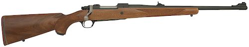 Ruger M77 Hawkeye Compact Magnum Bolt Action Rifle