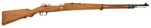 Interesting Argentine Model 1909 Bolt Action Rifle by DWM
