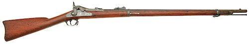 Early U.S. Model 1873 Trapdoor Rifle by Springfield Armory