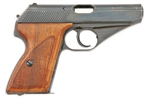 German Army-Marked Mauser HSC Semi-Auto Pistol