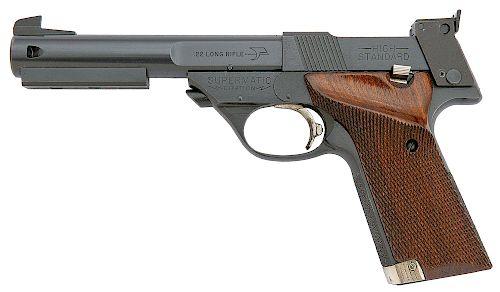 High Standard Supermatic Citation Military Semi-Auto Pistol