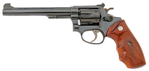 Smith and Wesson Model 34-1 22/32 Kit Gun Revolver