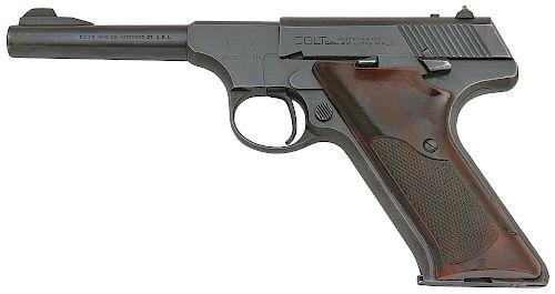 Colt Woodsman Sport Model Semi-Auto Pistol