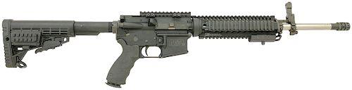 Custom Smith and Wesson M and P-15 Semi-Auto Carbine