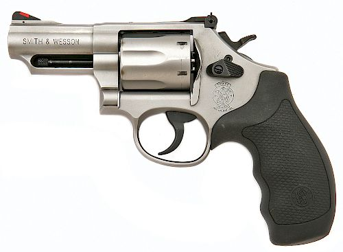 Smith and Wesson Model 66-8 Combat Magnum Double Action Revolver