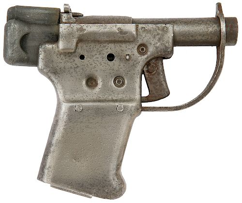 U.S. FP-45 Liberator Pistol by G.M. Guide Lamp Division