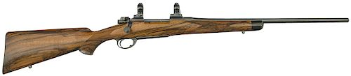 Handsome Duane Wiebe Custom Magazine Sporting Rifle