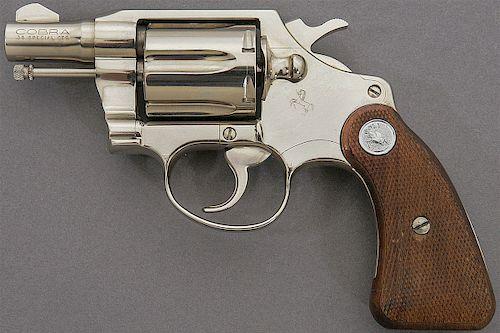 Colt Cobra Double Action Revolver