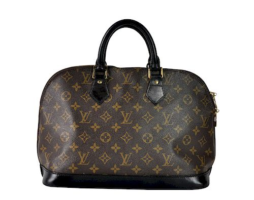 a89dba58b31c Monogrammed Louis Vuitton  Alma PM  Handbag. Lot 4. Prev Lot · Next Lot ·  item Image