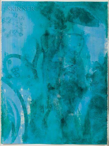 David True (American, b. 1942)  Amphora