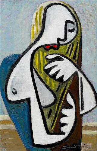 David Park, (American, 1911-1960), Untitled, c. 1949
