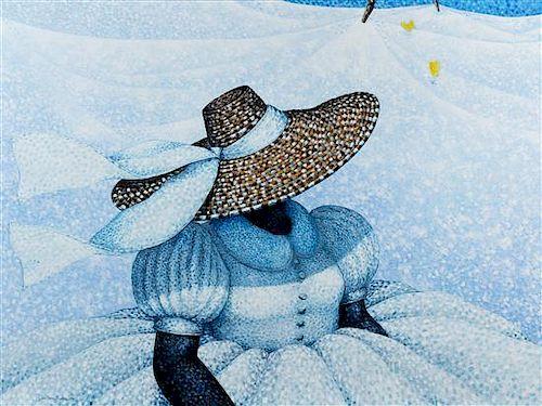 Jonathan Green, (American, b. 1955), Searching the Sky, 2006