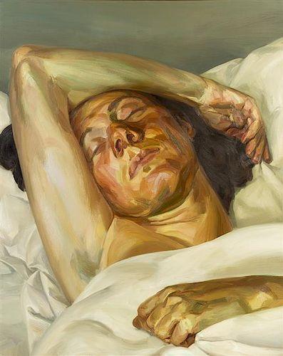 Tai Shan Schierenberg, (British, b. 1962), Sleeping Lynn, 1999