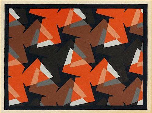 Hans Hinterreiter, (Swiss, 1902-1989), Untitled, 1949