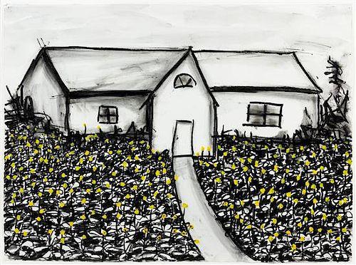 Mel Ziegler, (American, b. 1956), Dandelion Yard, 1999