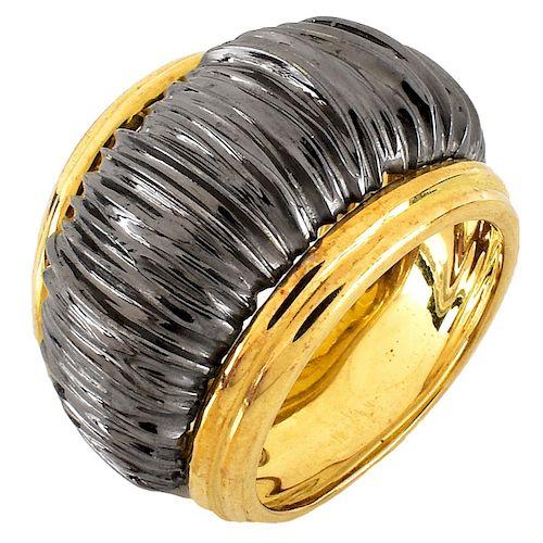 Italian 14K Gold Ring by Kodner Galleries - 1151518 | Bidsquare