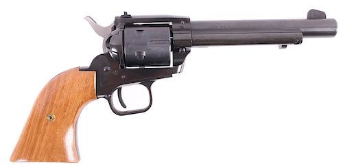 Herbert Schmidt Model 21S  22 LR/MAG Revolver by North American