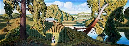 Bryan Haynes, (American, b. 1956), Seeds of Hope, 2015