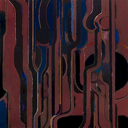 Arthur Osver, (American, 1912-2006), GP4-72, 1972 (from Grand Palais series)
