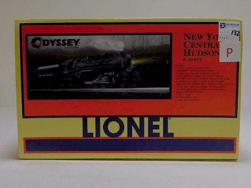 Lionel New York Central Hudson Locomotive & Tender