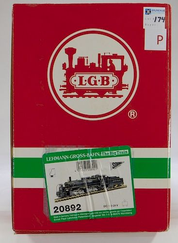 LGB Lehmann Gross Bahn G Scale Locomotive Train
