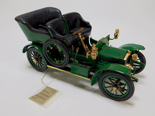 Franklin Mint 1:16 1905 Rolls-Royce 10HP Diecast