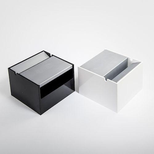 Zwei Aschenbecher 'Lipari' - '2049A', 1971
