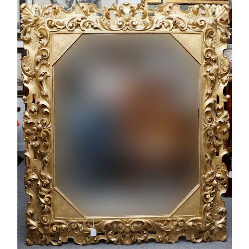 Carved Italian Frame