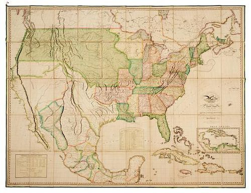 MELISH, John (1771-1822). Map of the United States...Entered ... on united states land acquisitions, united states in 1790, united states territorial acquisitions, georgia map 1820, united states democratic party, united states acquisition of texas, illinois map 1820, united states 1853, europe map 1820, united states state abbreviations, united states maps usa, united states in order of statehood, united states expansionism, mexico map 1820, africa map 1820, united states in 1860, united states imperialism political cartoon, united states in 1880, united states territories and commonwealths, tennessee map 1820,