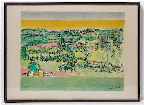 Jacques Villon, (French, 1875–1963), Pastoral