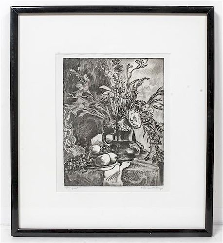 Kalman Kubinyi, (American, 1906-1973), Banquet