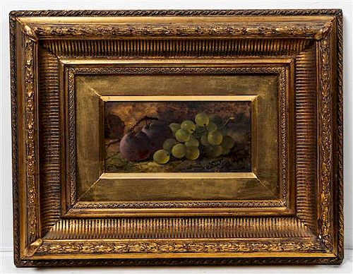Vincent Clare, (British, 1855-1930), Still Life