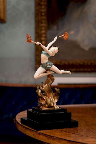Flame Leaper', c. 1928
