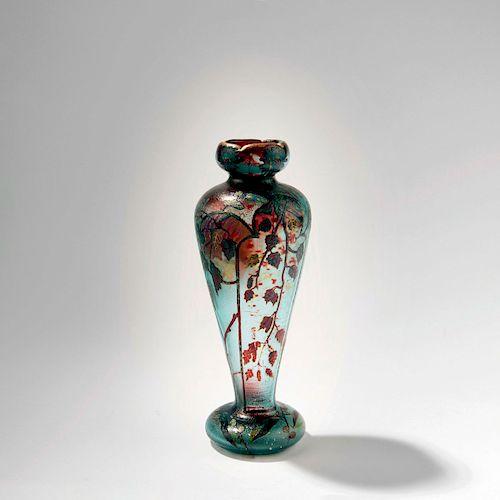 Branches de Noisettier' vase, 1895